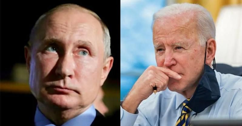Putin offers direct talks with Biden, says no need for insults