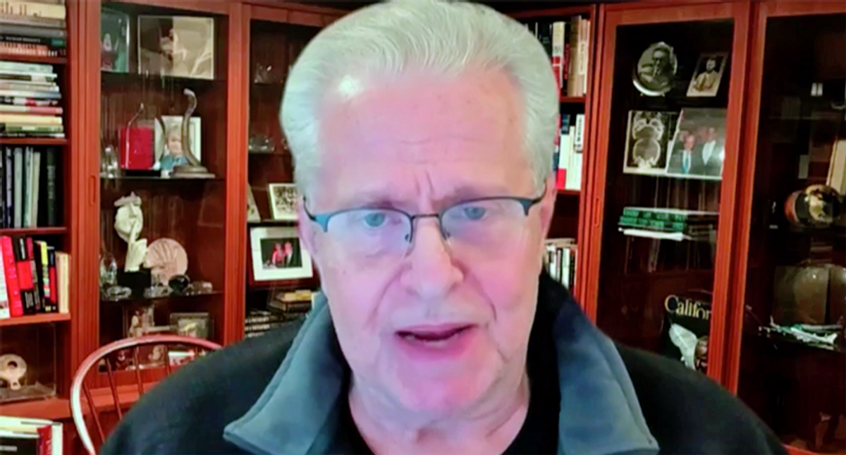 'Hard to wiggle out of': Harvard's Laurence Tribe walks through worst possible Trump legal trouble in Georgia