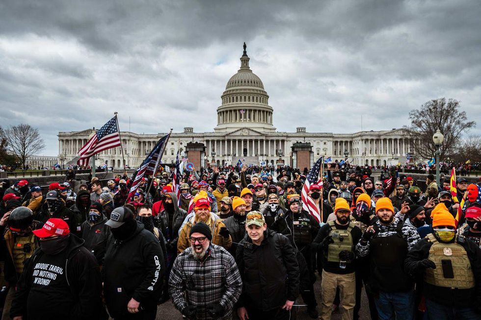Wealthy Texas suburb sent 19 rioters to US Capitol — and more residents could be charged