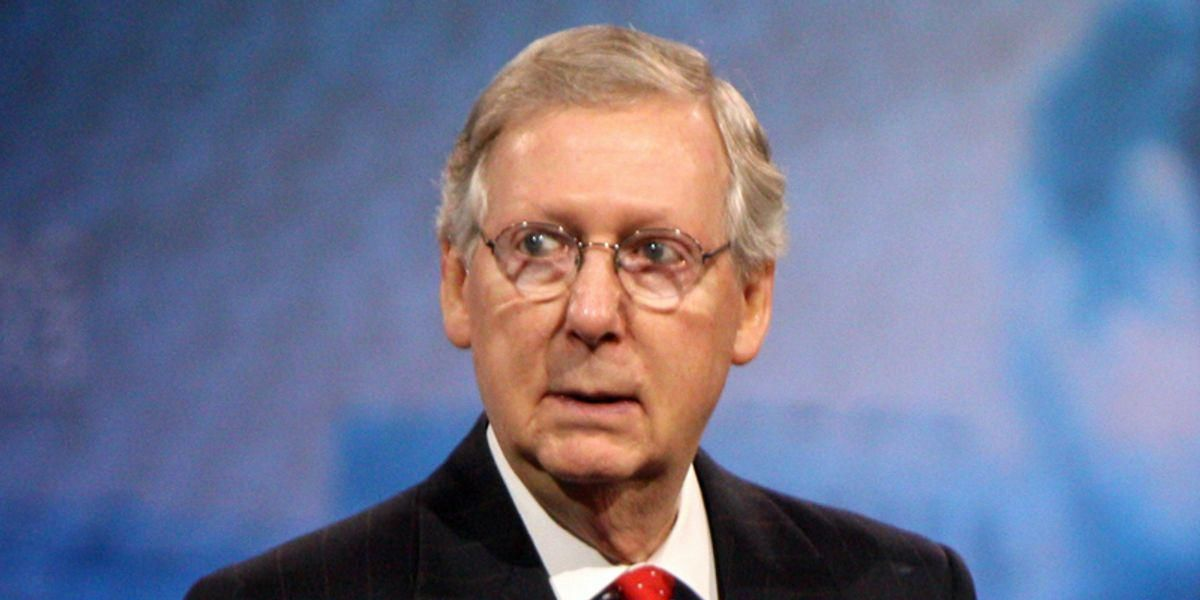 Mitch McConnell destroyed after insisting filibuster 'has no racial history at all'