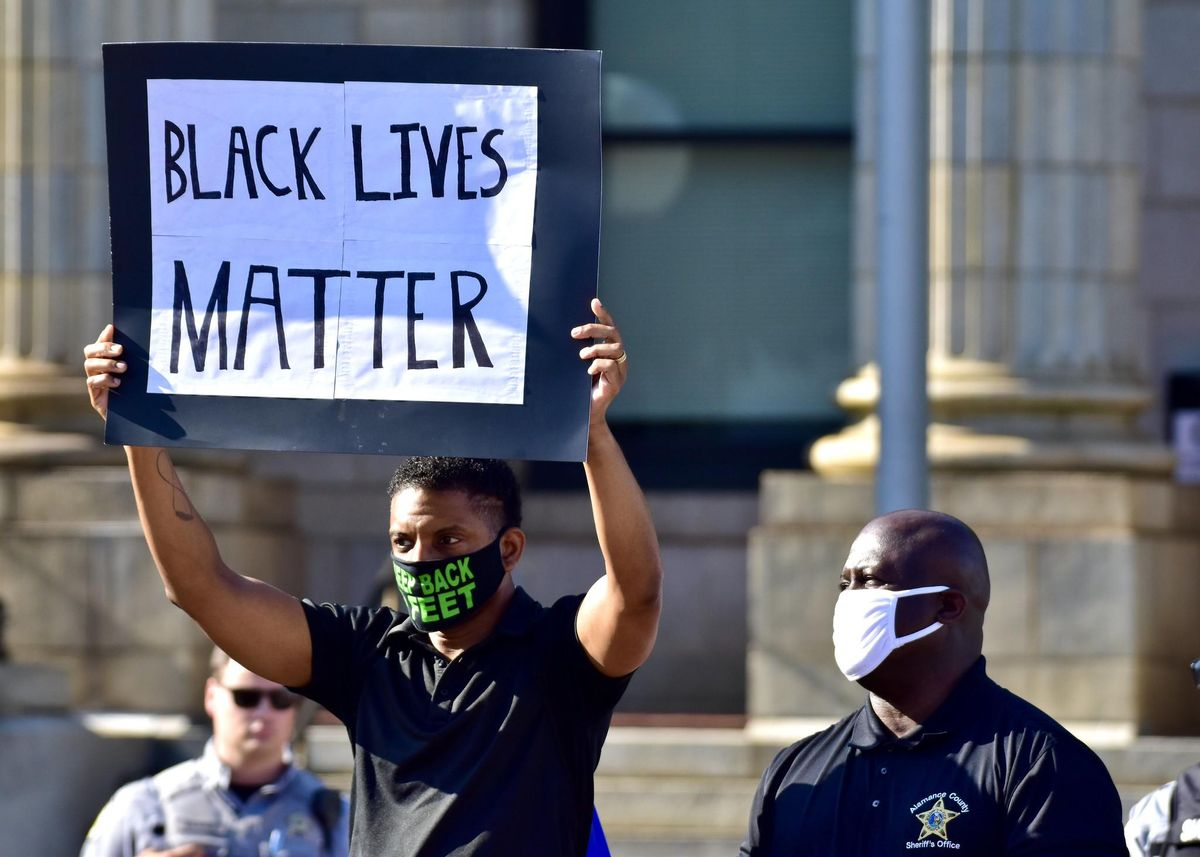 'I was afraid for my life': BLM activists mostly victorious in NC case that challenged unconstitutional protest ban