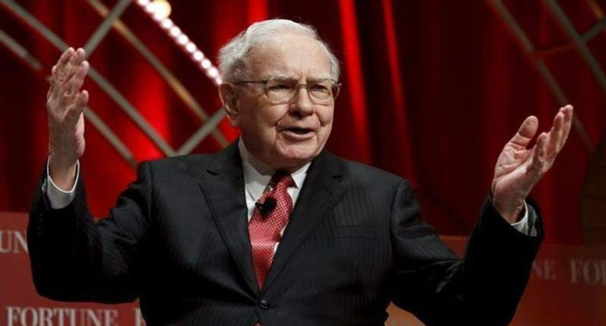 Warren Buffett's Berkshire Hathaway could get a fee from every power customer in Texas: report