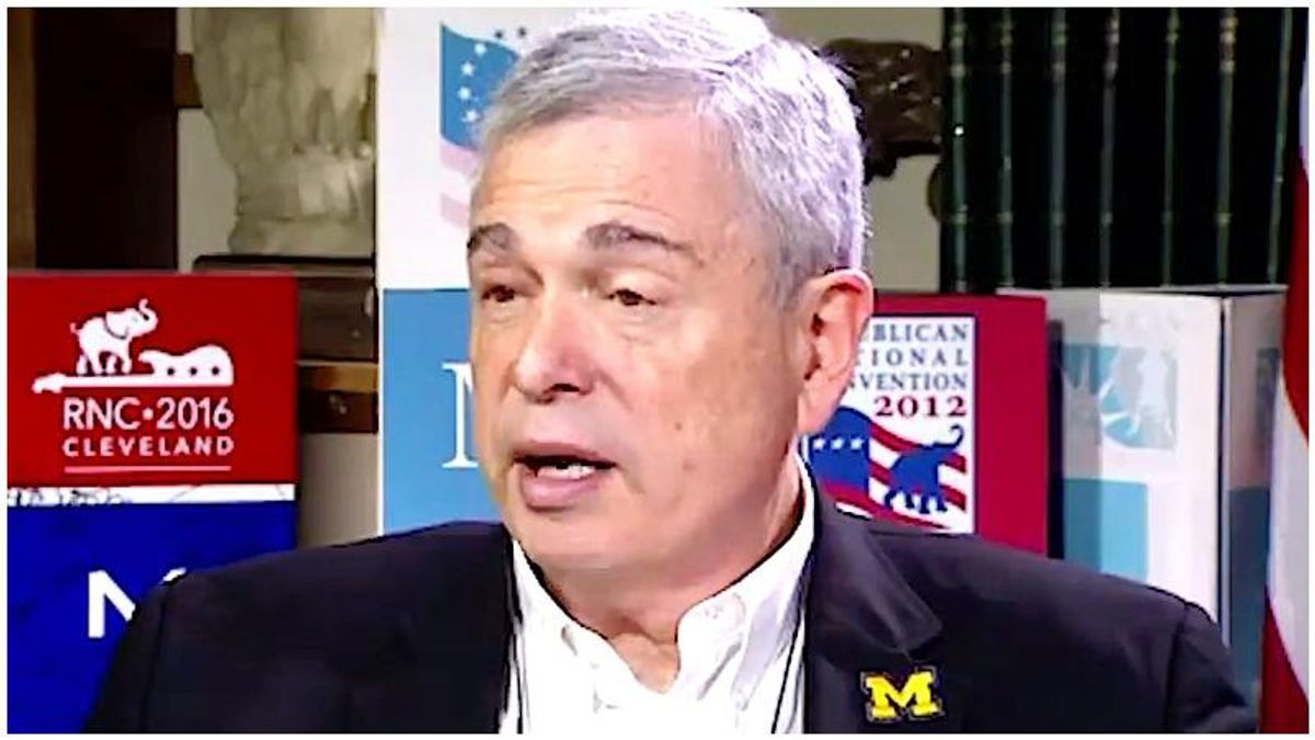 Michigan GOP chair jokes that 'assassination' is the only way to remove Republicans who voted to impeach Trump