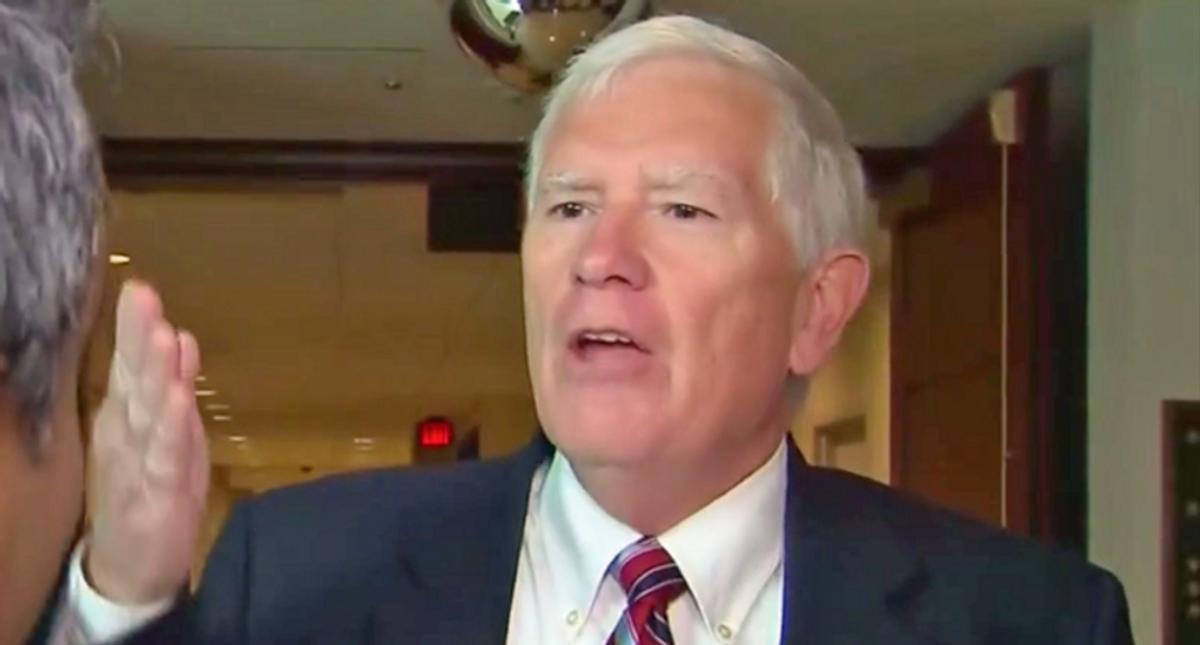 Alabama lawmaker who spoke before Capitol riot now calls them 'fools'