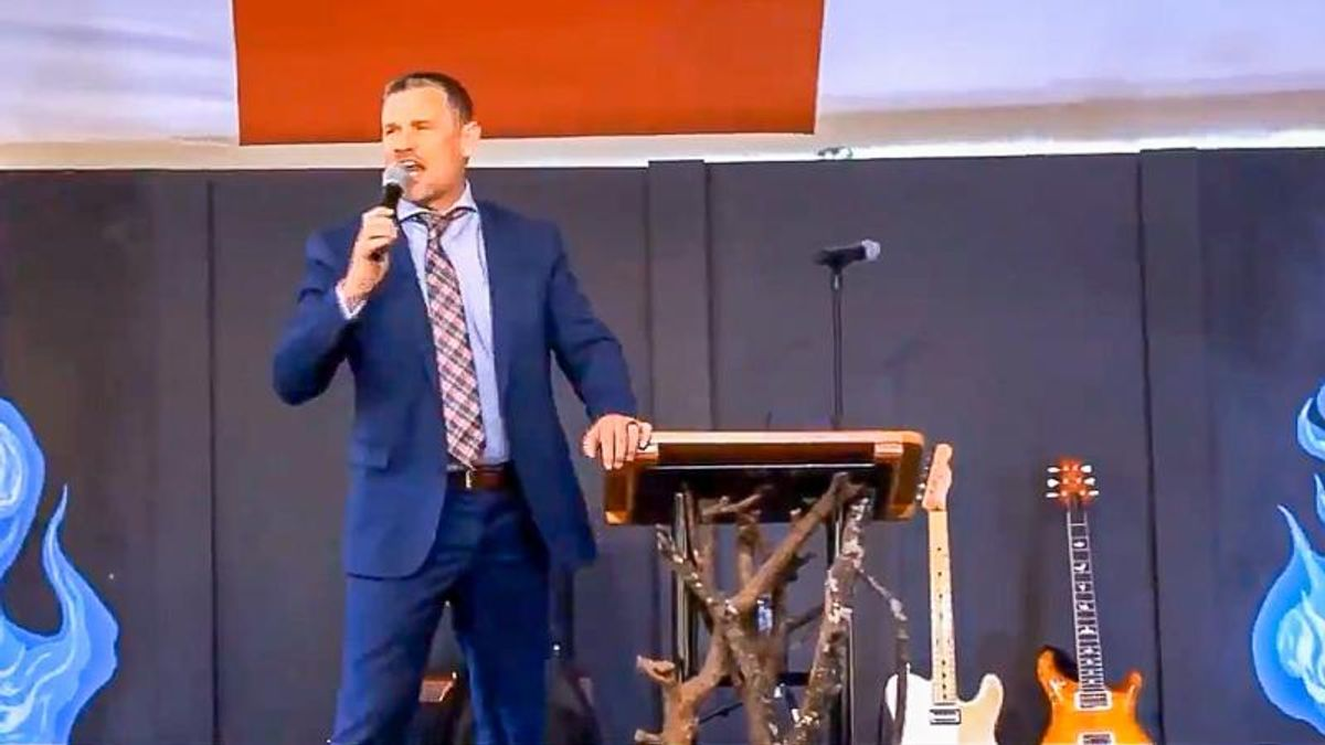 Right-wing pastor goes off on rapper's 'Satan shoes' in racist sermon: 'You tell Lil Nas X I said so'