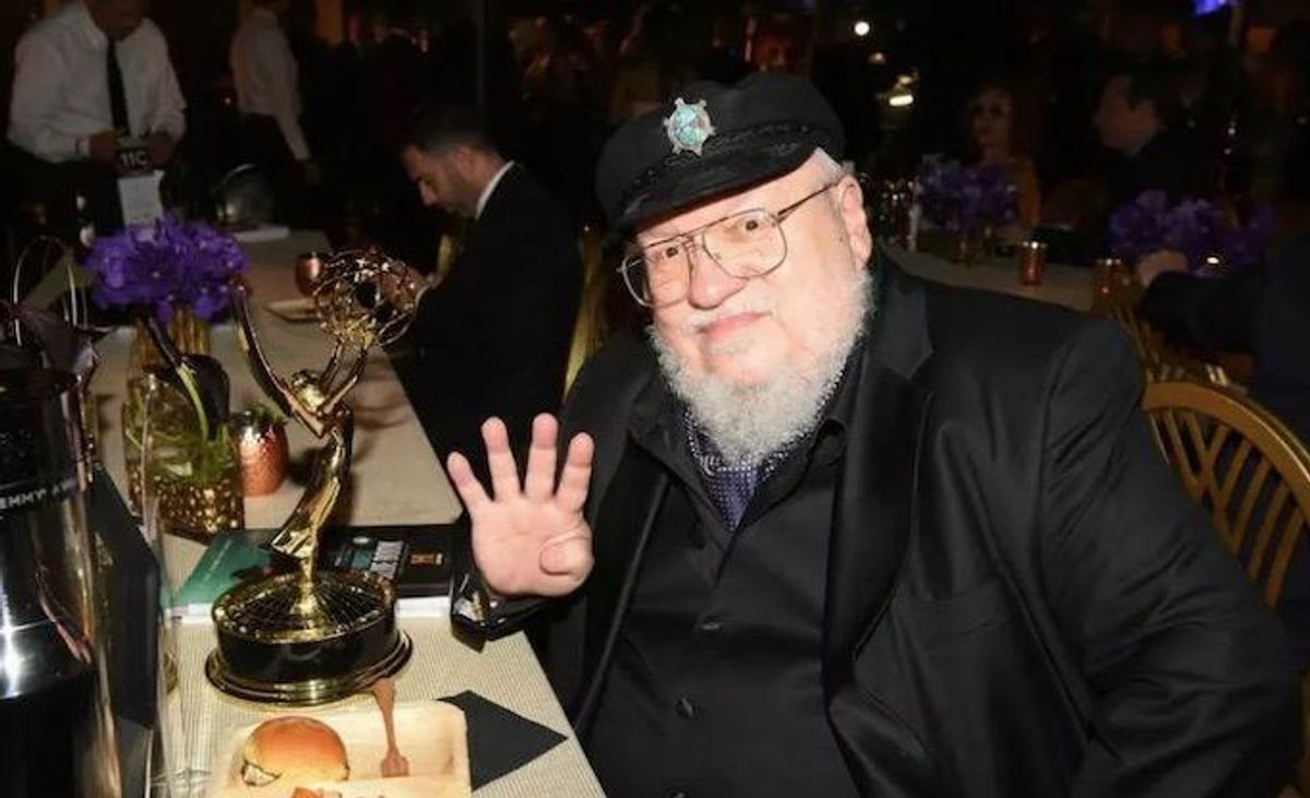 'Game of Thrones' author George R.R. Martin inks five-year HBO deal