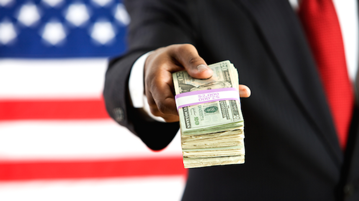 Minimum wage would be $44 today if it had increased at same rate as Wall St. bonuses: analysis