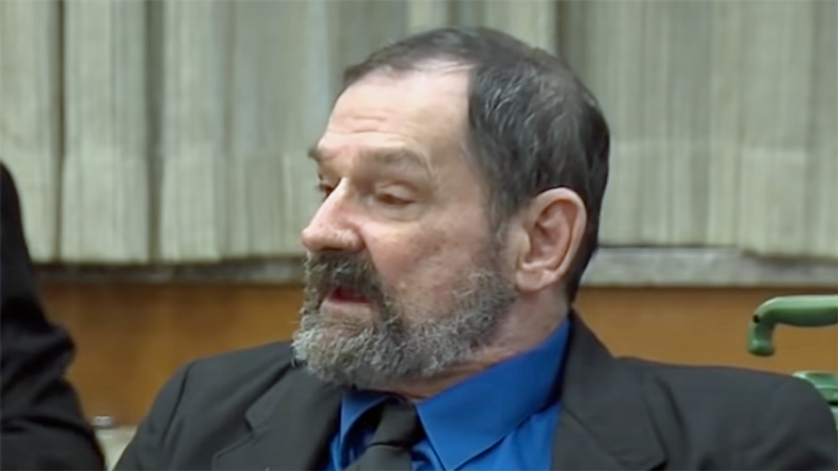 White Supremacist wants death sentence overturned after he admitted in court he'd do it again