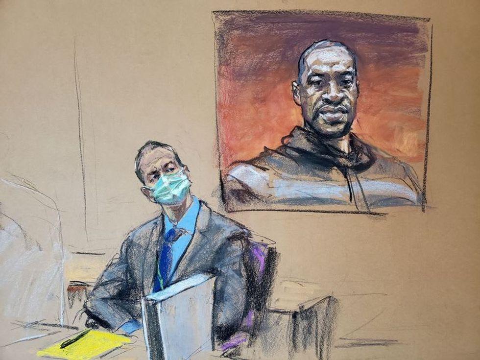 Witness to deadly arrest of George Floyd returning to stand in Derek Chauvin murder trial