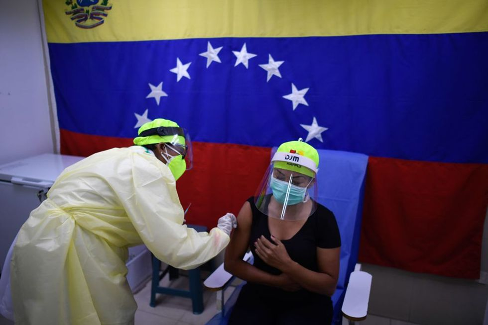Venezuela seemed to have escaped the worst of COVID-19. A new surge could upend that