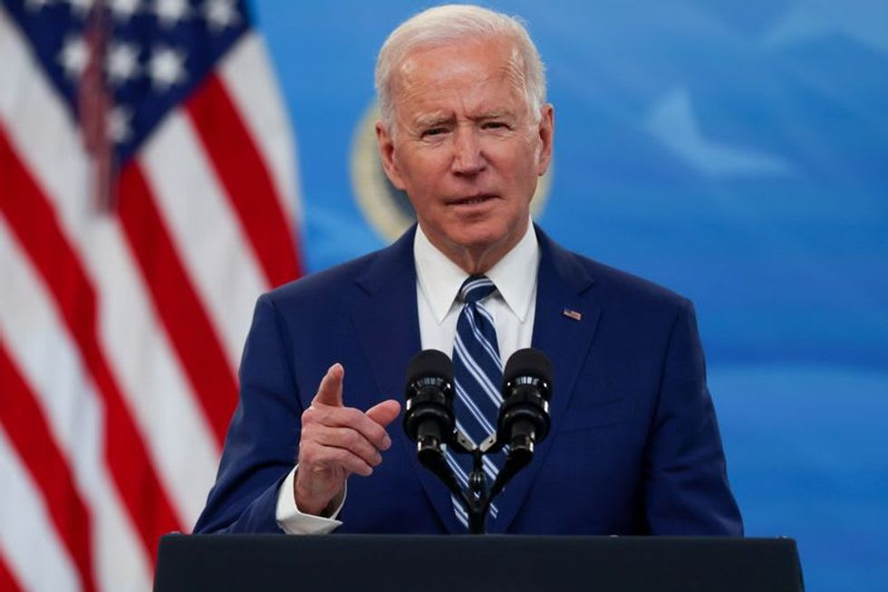 Corporations and wealthy pay in Biden infrastructure plan -- not drivers and riders