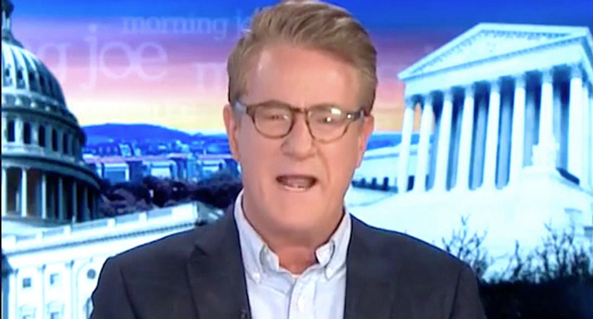 Morning Joe goes on epic rant attacking 'morons and lunatics' who refuse to get vaccinated