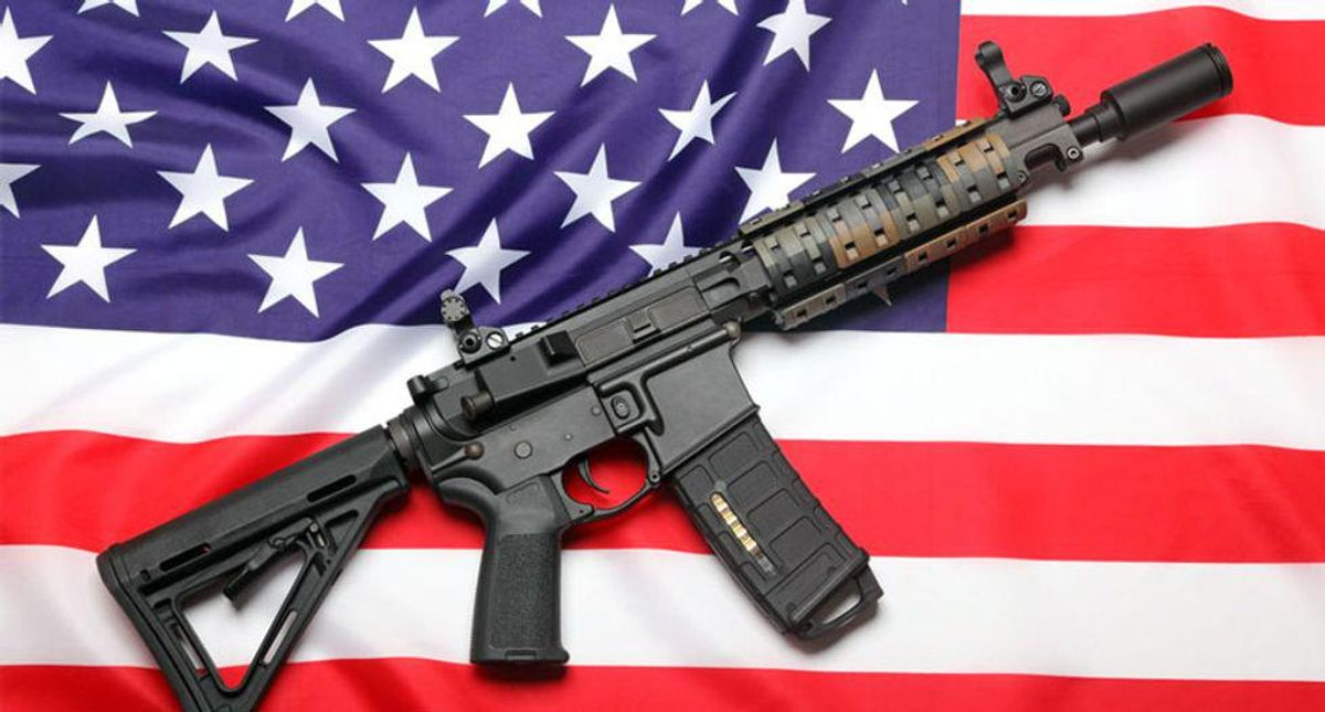 AR-15 being raffled off to fund graduation at school that narrowly avoided mass shooting 4 years ago