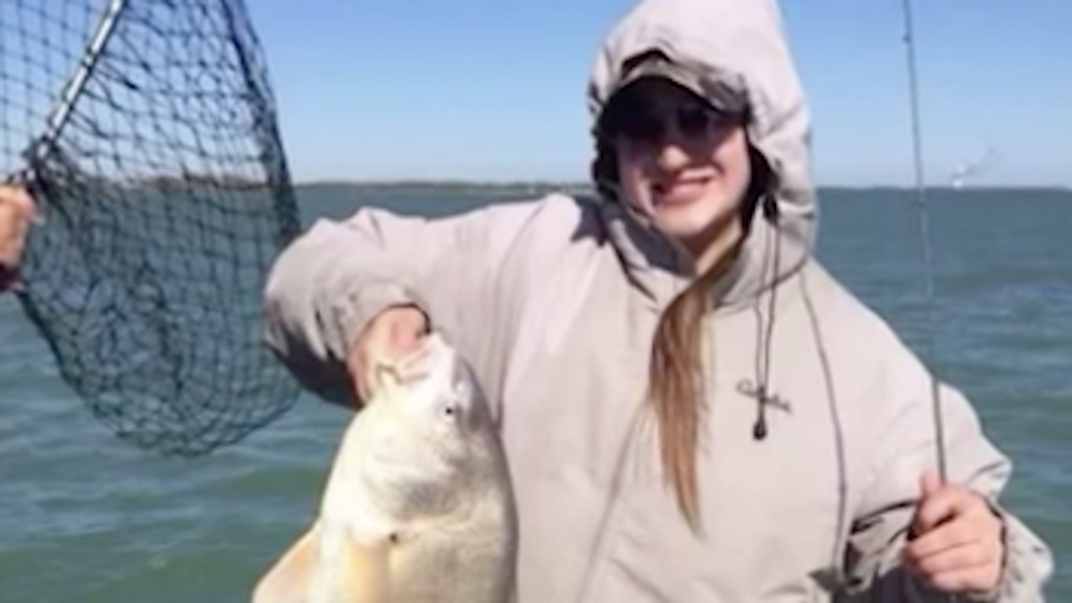 Women 'scolded' for winning fishing trip at church event -- and pastor's reaction adds insult to injury