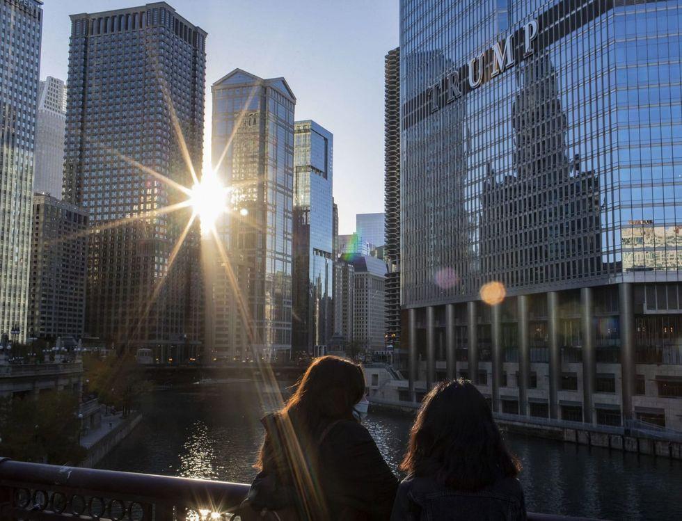 Manhattan DA subpoenas lender for Trump's Chicago skyscraper in sign of expanding probe, report says