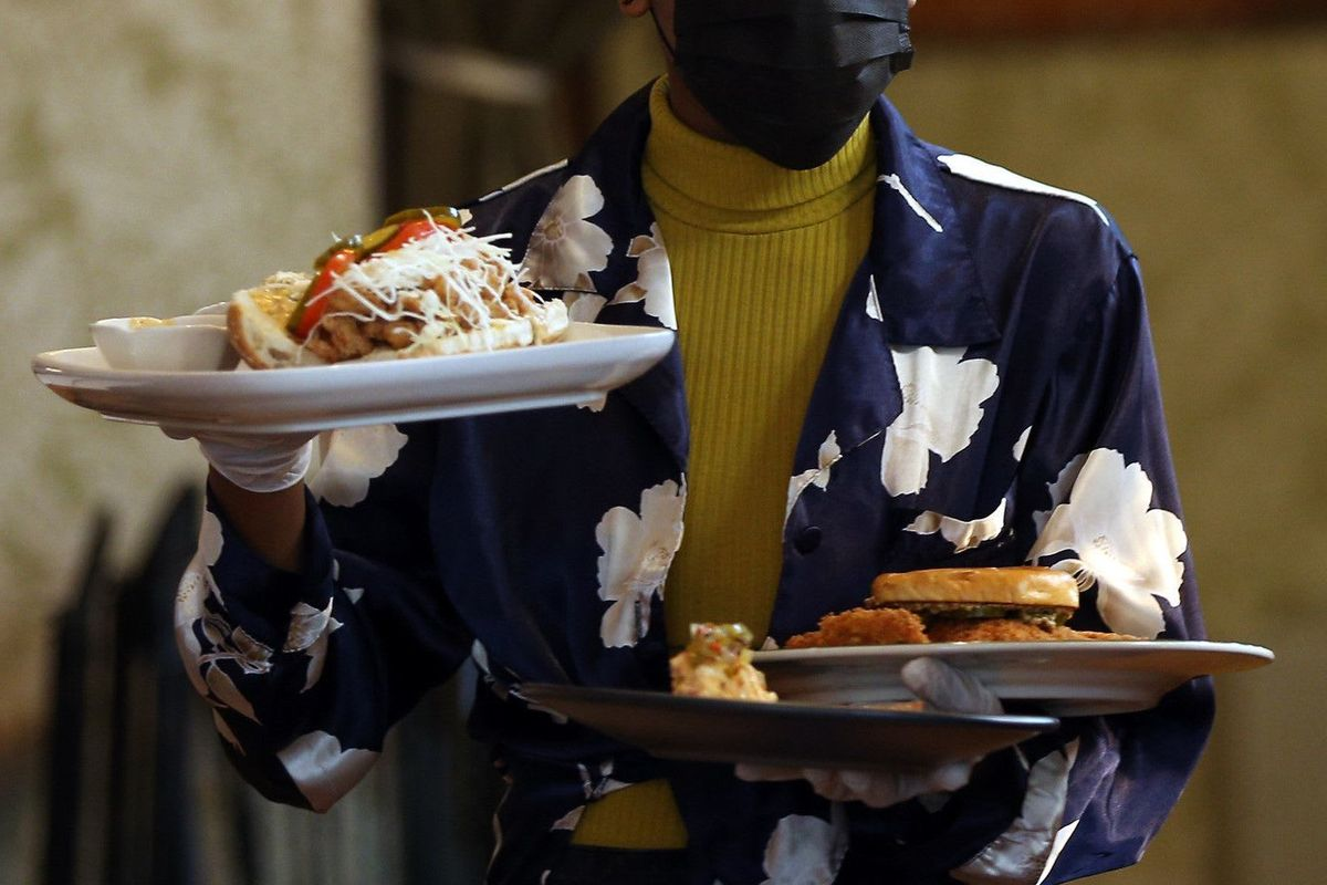 Restaurant tipping — criticized as unfair and archaic — may be obsolete after the pandemic