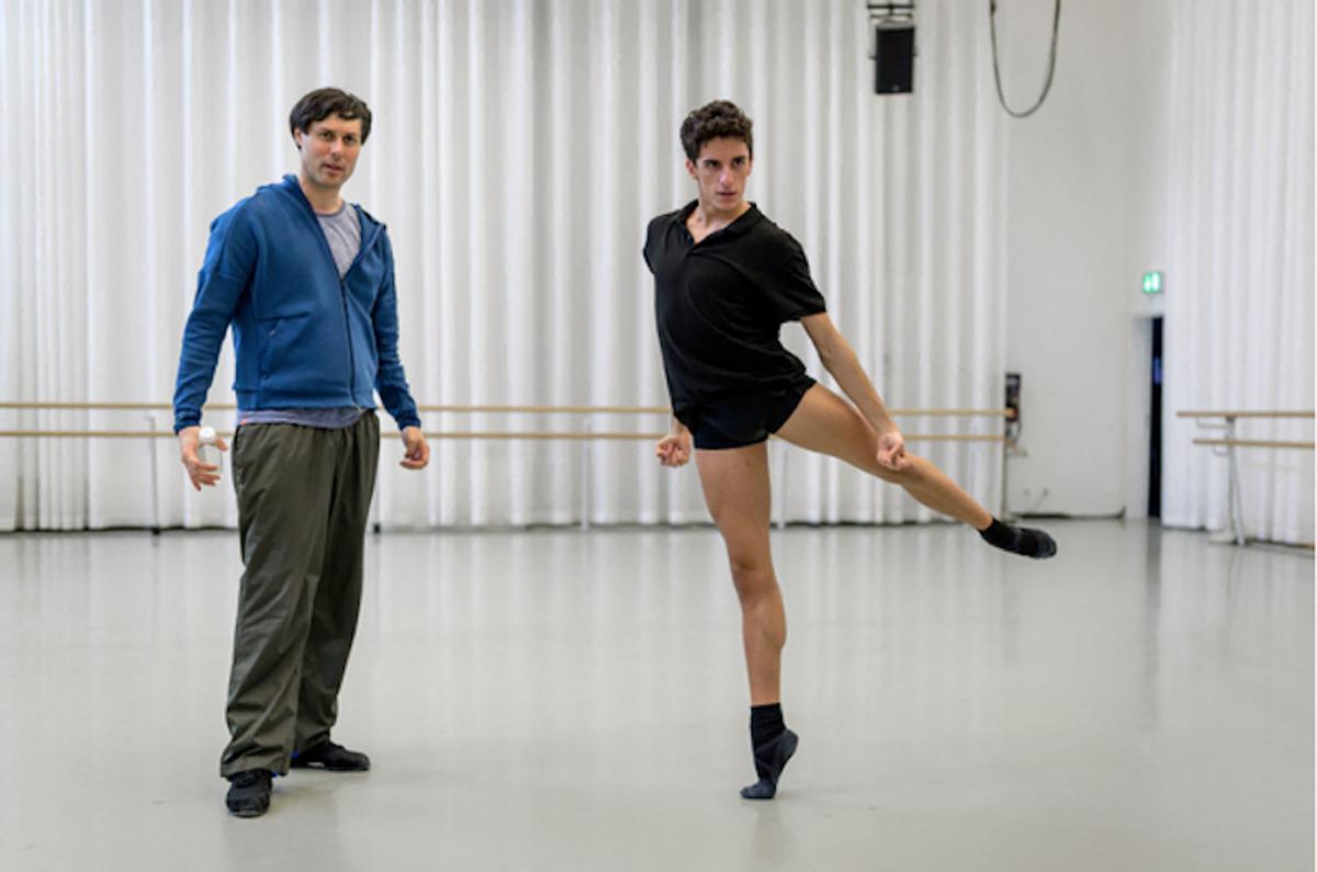 Egyptian Billy Elliot sets new bar for Middle Eastern ballet