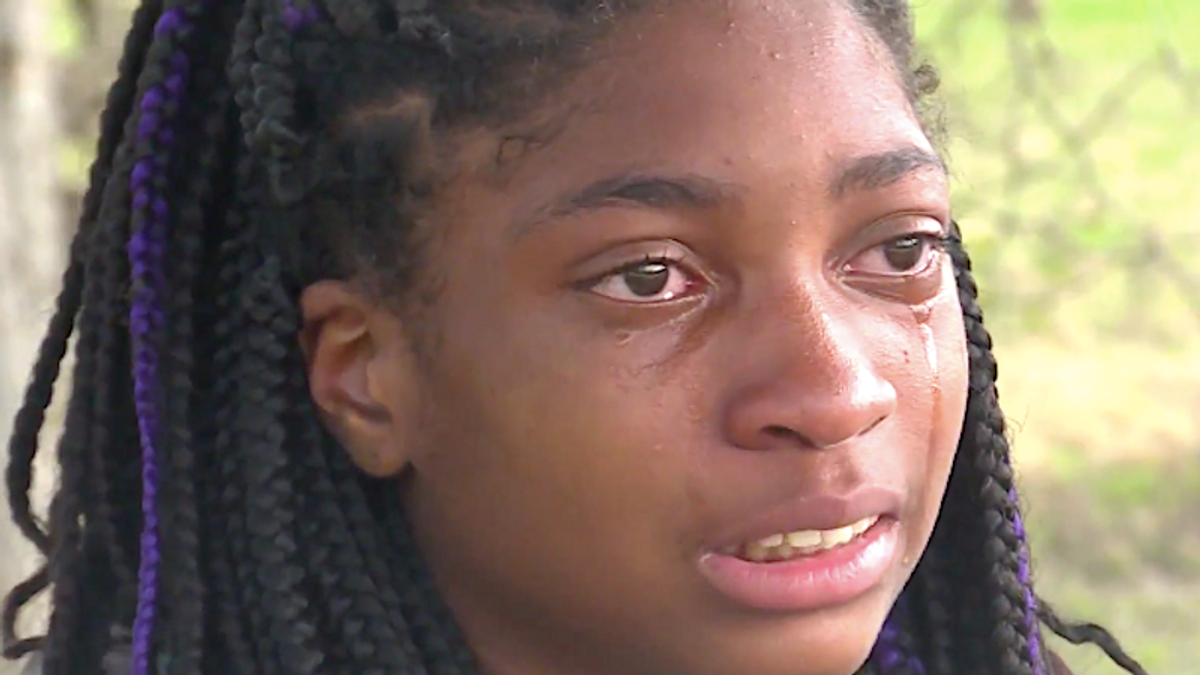 Black girl devastated after teacher excuses boy's N-word interruption: 'White people can say it, too'