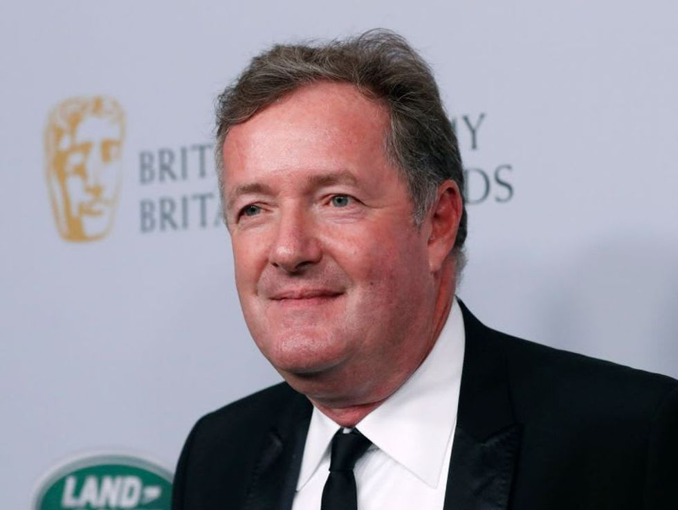 Piers Morgan to leave Britain's ITV after backlash over Meghan Markle comments