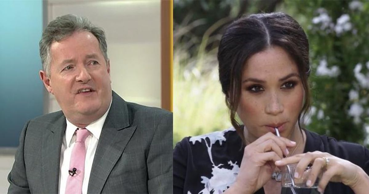 World wishes 'Good Riddance' to Piers Morgan as he leaves British morning show following 41,000 complaints
