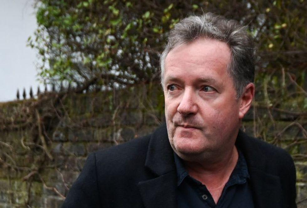 Piers Morgan says he still doesn't believe Meghan Markle