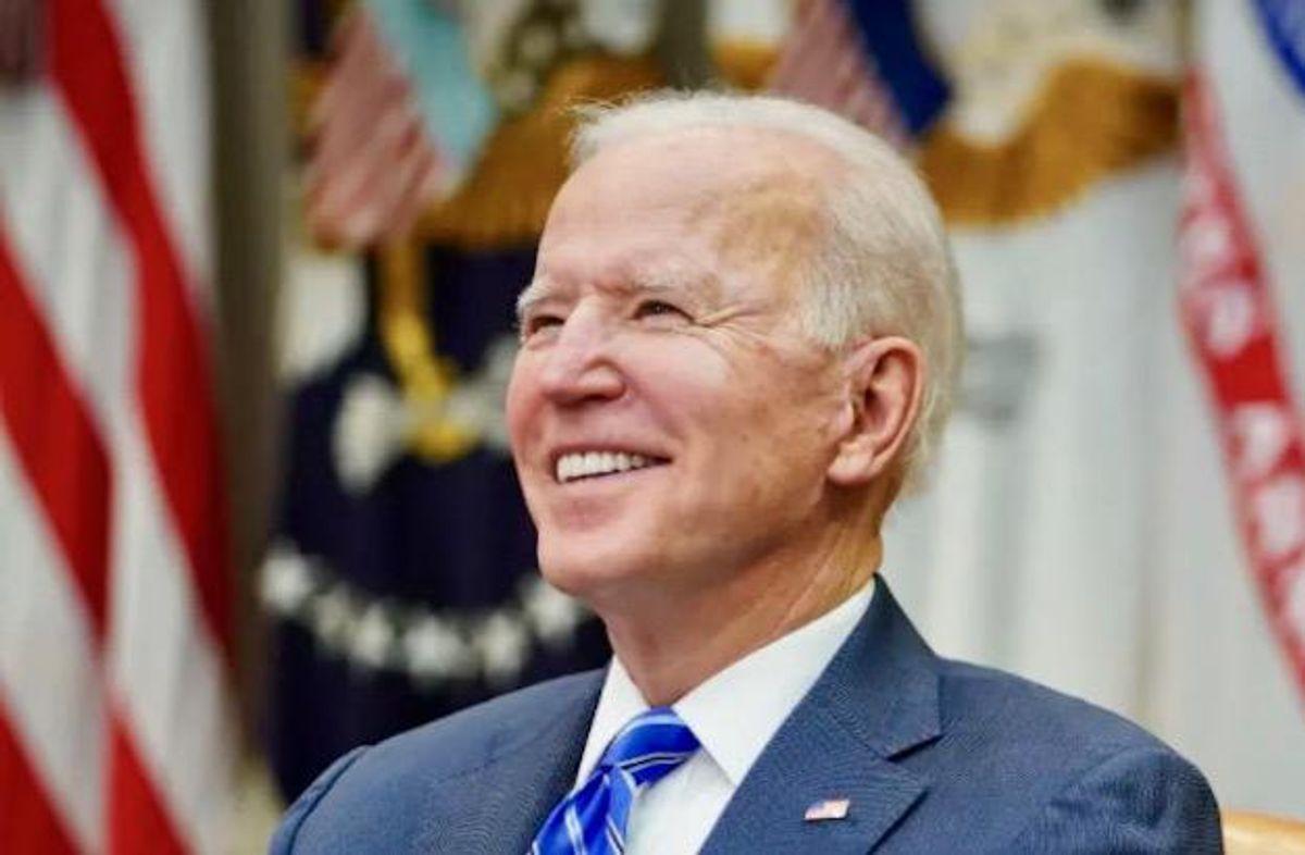 No drama Biden quietly triumphs in first weeks
