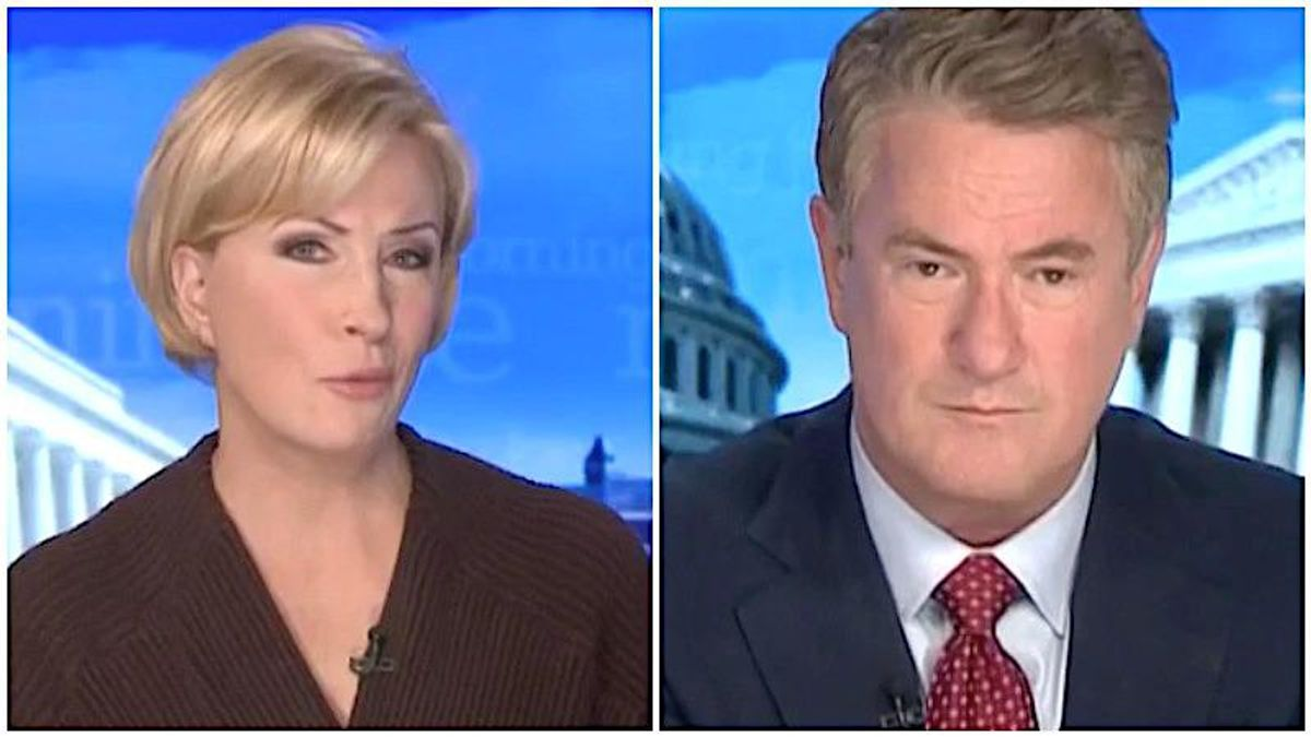 Morning Joe and Mika mock Republicans for not seeing through Trump's latest obvious scam
