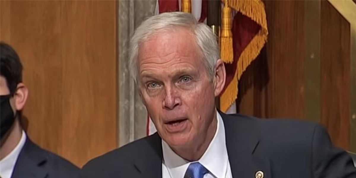Ron Johnson supporters mystified by his transformation into conspiracy-spouting 'RonAnon'