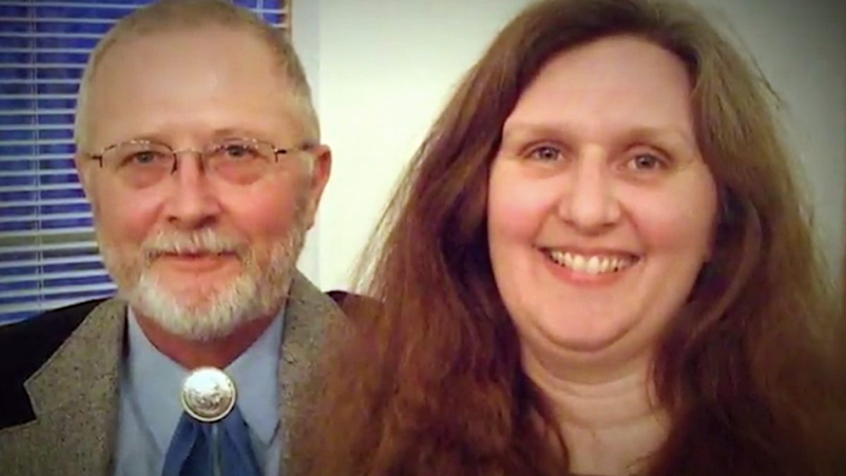 Couple charged with dozens of felonies for abuse at religious girls' reform school