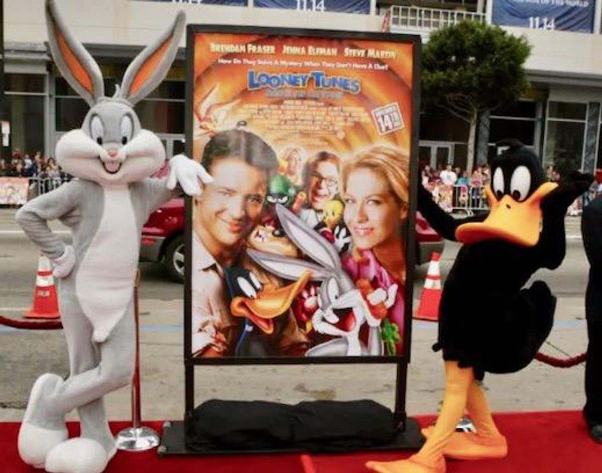 Pepe Le Pew absence from 'Space Jam 2' prompts 'cancel culture' debate