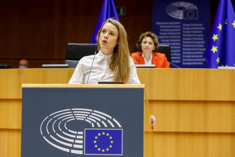 Sending signal, lawmakers declare the EU an LGBTIQ 'freedom zone'