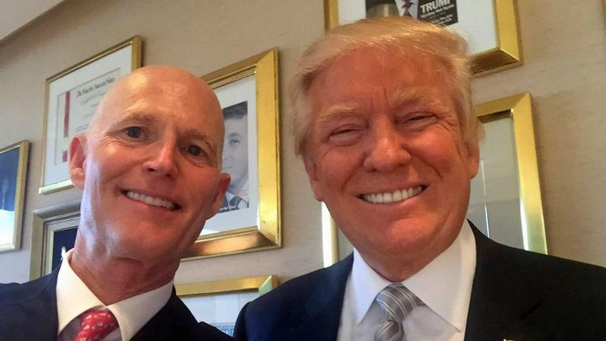 Florida Republican begs red state governors to 'reject and return' COVID relief funds