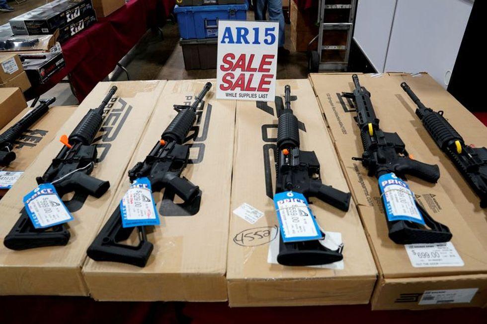 U.S. House passes two Democratic-backed gun control bills
