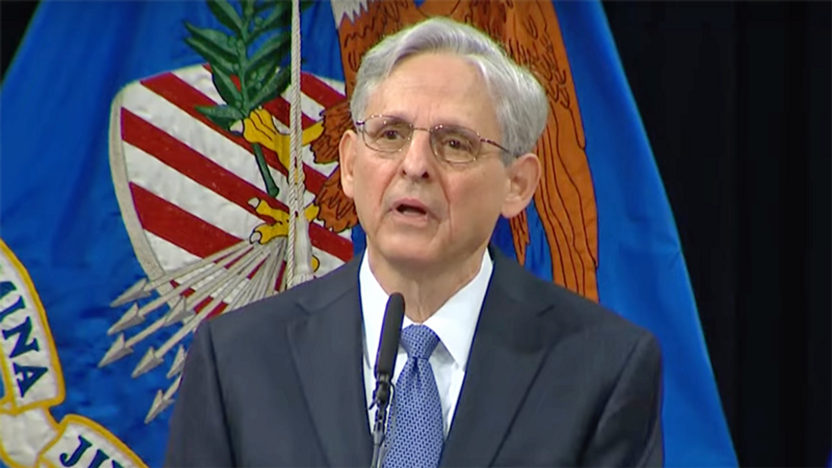 FBI briefed AG Merrick Garland on insurrection investigation shortly after he was sworn-in: report