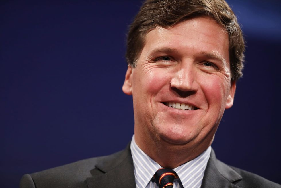 Tucker Carlson under fire from military brass for mocking 'feminine' US troops