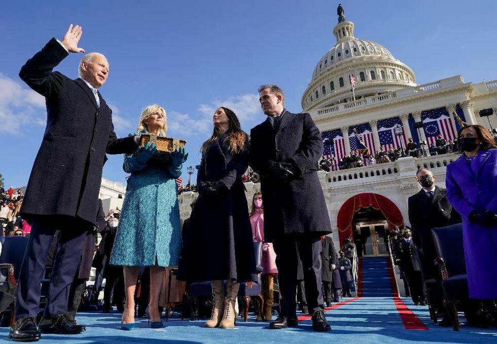 US Senate the 'graveyard' of Biden's to-do list