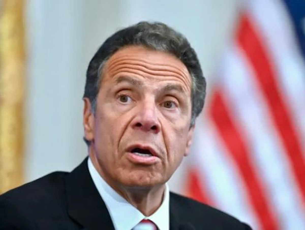 New York governor faces impeachment inquiry over harassment claims