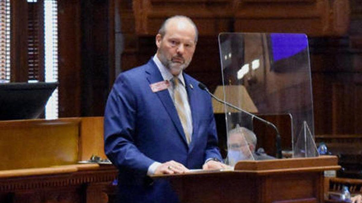 GOP lawmaker loses job for sponsoring controversial Georgia 'voter suppression' bill
