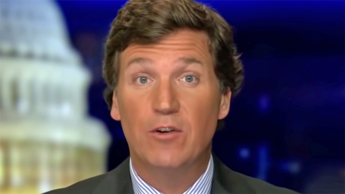CNN anchor blasts Fox News for 'Tuckerizing' their network with ridiculous lies