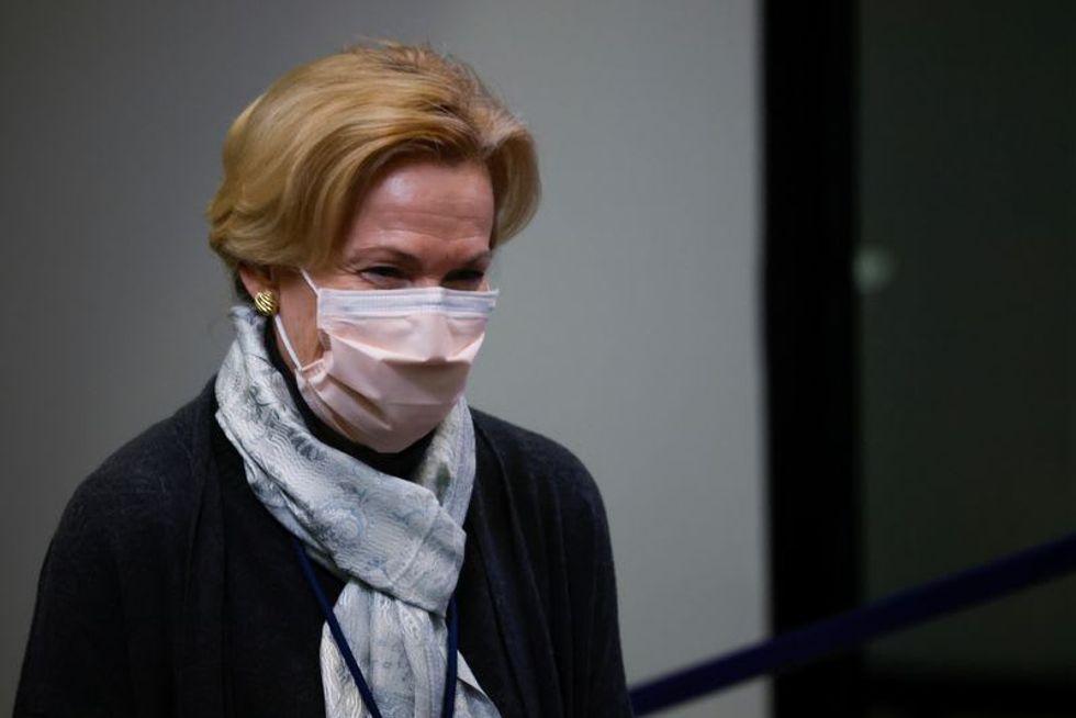Dr. Deborah Birx, former Trump coronavirus coordinator, to join Texas air purifier maker