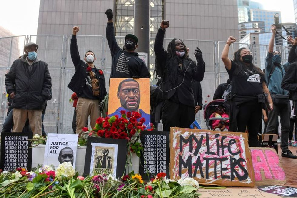 Minneapolis to pay $27 million to settle family lawsuit over George Floyd's death