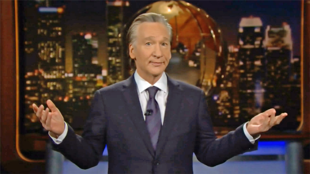 Bill Maher calls 'BS' on Oprah interview with Meghan Markle and Prince Harry