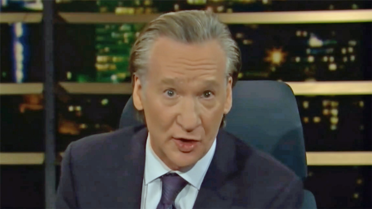 'We lost': Bill Maher breaks down how China has beaten America -- at everything