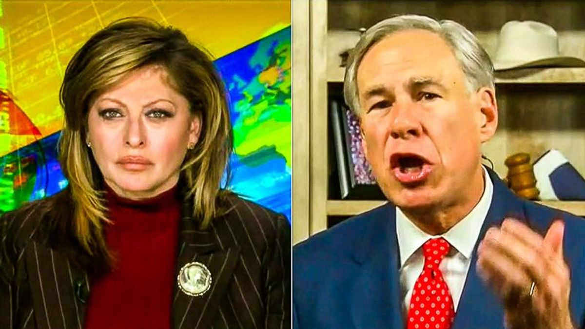Greg Abbott suggests Dem election reform allows 'using cocaine to buy votes'