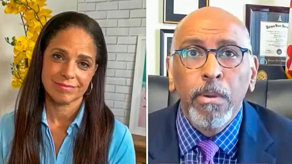 WATCH: Soledad O'Brien asks Michael Steele why he hasn't quit 'overtly racist' Republican Party