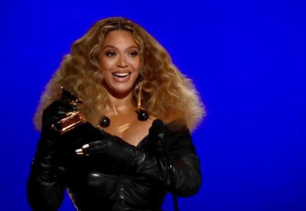 Beyonce makes history, Taylor wins top prize and Megan slays at Grammys