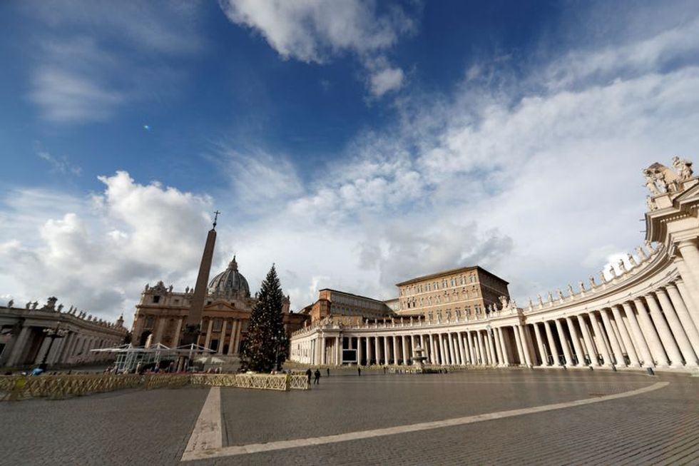 Catholic Church cannot bless same-sex unions: Vatican
