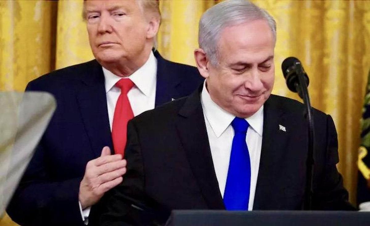 Netanyahu fights for re-election without key ally Trump
