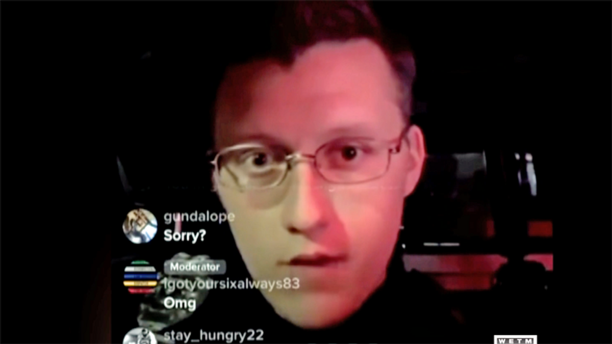 Town 'appalled and outraged' after cop posts profane Democrat-bashing TikTok video while on duty