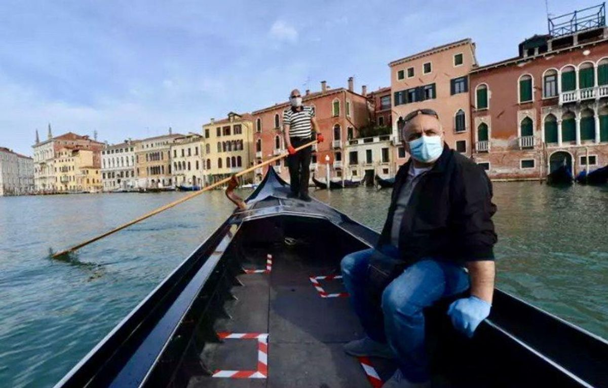 Italy bans cruise ships from Venice lagoon after years of outcry